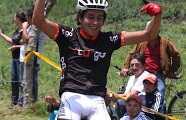 Diyer Rincón fue el vencedor en la categoría Sub-23