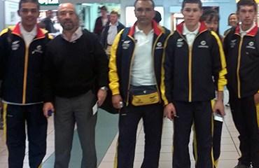 El equipo nacional de Ruta con la mira puesta en Holanda