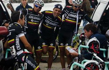 Los muchachos del Colombia-Coldeportes de nuevo a la acción