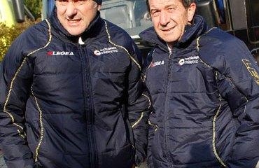 Tebaldi y Corti preparan el final de temporada del Colombia-Coldeportes