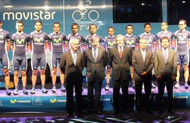 Movistar Team Continental 2012