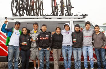 Equipo Specialized-Tugó 2012