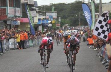 Pablo Mudarra se lleva la 3ª etapa