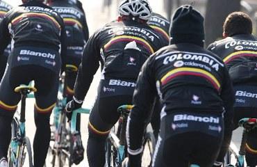 El equipo se llamará COLOMBIA para el 2013