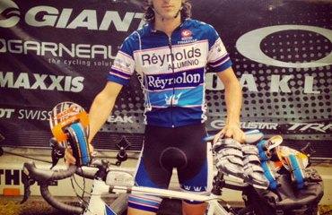 Sebastián Gil recorrió 4.500 kilómetros en su GIANT DEFY