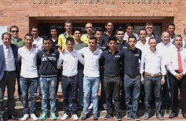 El equipo Colombia se volverá a mediados de enero