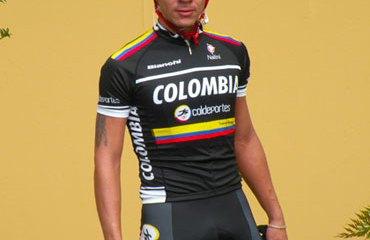 Juan Pablo Valencia vio cumplido su sueño en realidad