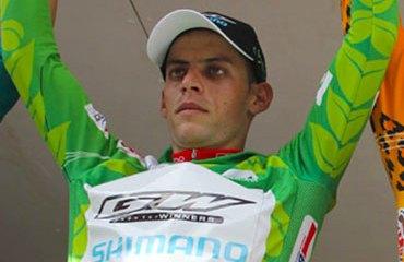 Oscar Sánchez apunta al título de la ronda tica