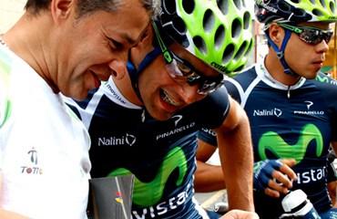 El Movistar Team Continental seguirá en Colombia y Ecuador