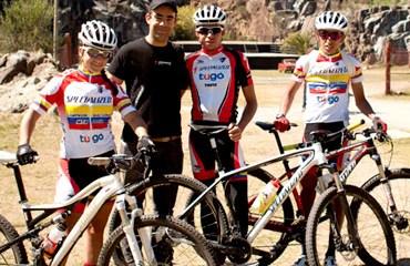 El Team Specialized-Tugó en Argentina