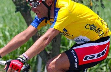 Iván Parra ya es pedalista del Formesán para este 2013