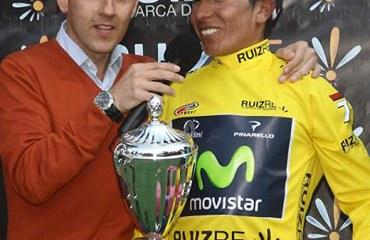 Nairo Quintana ganó esta prueba en 2012