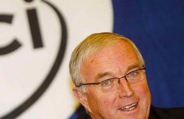Pat McQuaid, Pdte de la UCI
