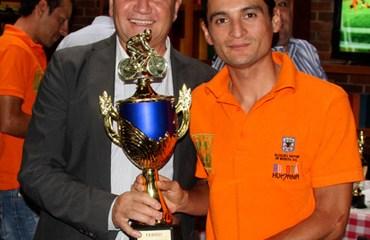 Gustavo Serrano y un nuevo trofeo para el Formesán