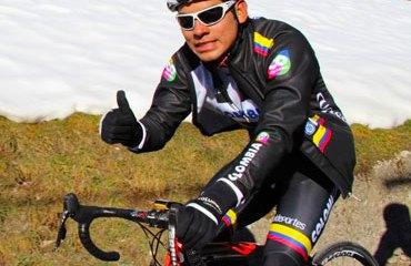 Edwin Ávila se destaca en Portugal