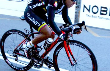 Ávila tuvo una gran presentación en el Gran Premio