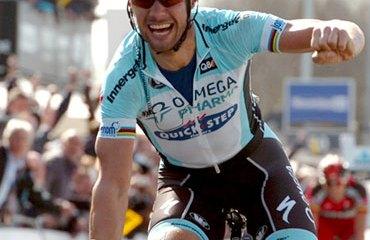 Tom Boonen busca el Poker en el Tour de Flandes