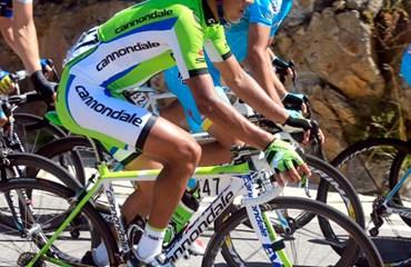Cayetano Sarmiento fue 5º en la 3ª etapa