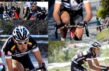 El Team Colombia inició la cuenta regresiva para el inicio del Giro de Italia