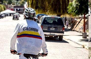 Colombia a empezar pisando fuerte en el Panamericano de MTB