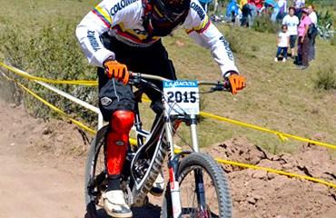 Rafael Gutiérrez sumó su 1ª medalla panamericana en la élite