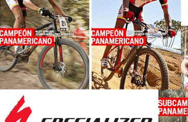 Campeones Specialized en Argentina 2013
