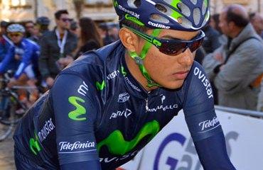 Ospina y su debut en la Vuelta a la Rioja