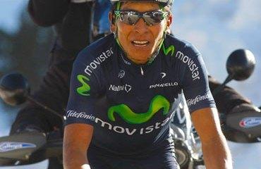 Nairo Quintana ya es 5º en la clasificación general individual