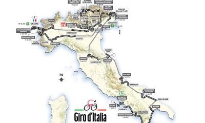 El recorrido de la 96ª edición del Giro de Italia es sin lugar a dudas, uno de los más duros de estos últimos tiempos