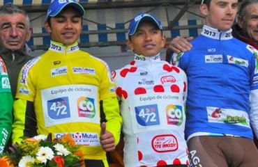 Chamorro y Parra dominaron sus respectivas clasificaciones en la roda francesa