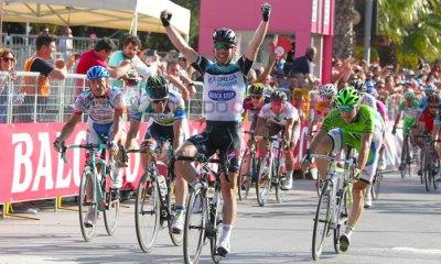 'Max Man' no dejó espacios para las dudas y este jueves demostró una vez más que es el corredor más rápido del Giro 2013