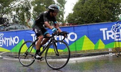 Rigoberto Urán se reafirmó en el podio de la competencia y ahora está a 10 segundos del australiano Evans en la general