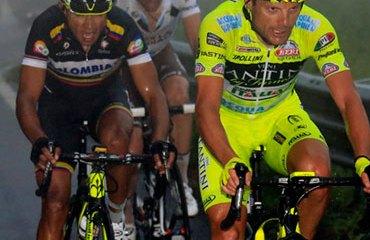 Danilo Di Luca de nuevo en problemas