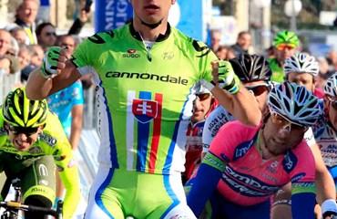 El eslovaco Sagan sale a disputar su segundo Tour