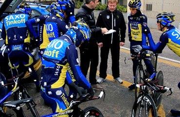 Contador ya tiene sus 'soldados' para la próxima 'Grande Boucle'