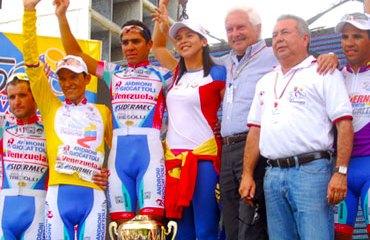 Venezuela le volvió a sonreír al Androni