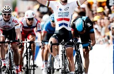 'Max Man' empezó a sumar victorias en este Tour