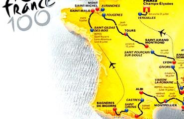 El Tour de Francia del Siglo