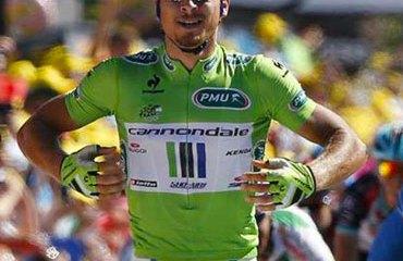 Sagan y el Cannondale con su primer triunfo en el Tour 2013