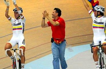 Absalón fue Campeón Mundial en Nueva Zelanda el año pasada