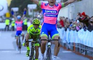 Pozzato ya se había impuesto este año en el Trofeo de Laigueglia