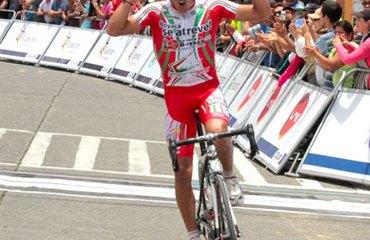 Edward Díaz y su victoria en Riosucio (Caldas)