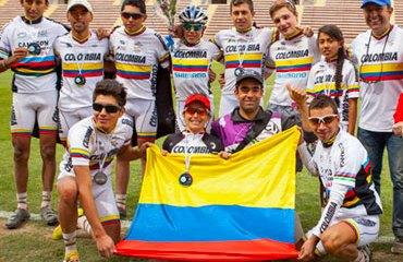 Colombia sigue figurando en el Mountain Bike Latinoamericano