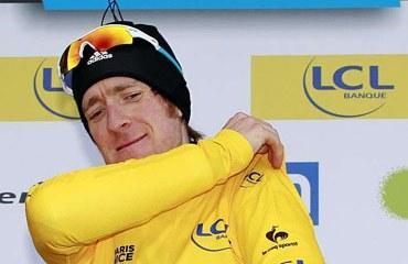 Wiggins quedó a 88 kilómetros de lograr su primer título en la temporada 2013