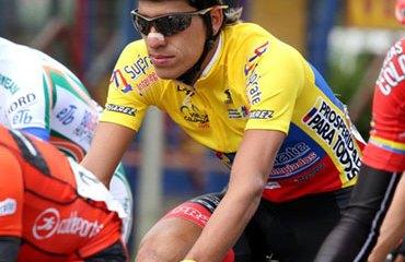 Millán fue una de las revelaciones de la pasada Vuelta a Colombia