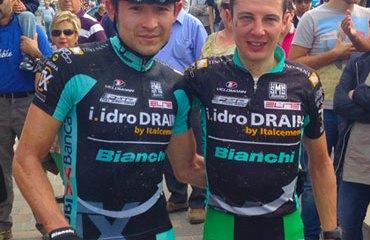 Leonardo Páez y Tony Longo, completan 17 victorias en 2013