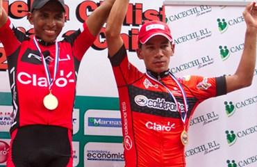 Julián Atehortúa y un nuevo podio para el Coldeportes-Claro en Panamá