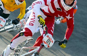Maris Strombergs, doble campeón olímpico