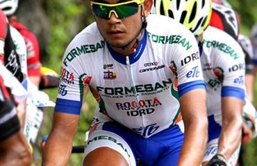 Rodolfo Torres en la pasada Vuelta a Colombia