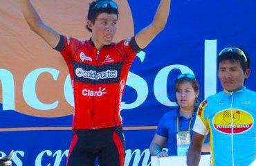 Rodrigo Contreras sigue siendo protagonista en la ronda boliviana